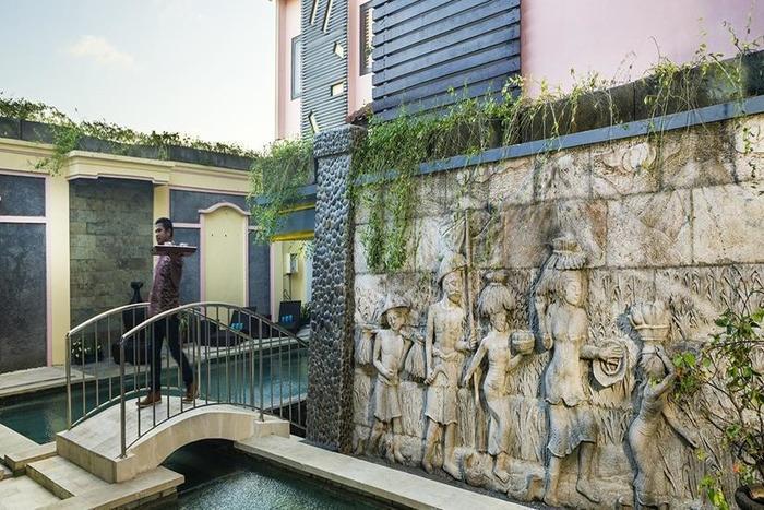 3 Princess Boutique Hotel Bali - Kolam Renang
