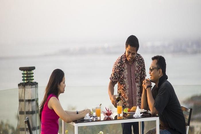 3 Princess Boutique Hotel Bali - Pemandangan