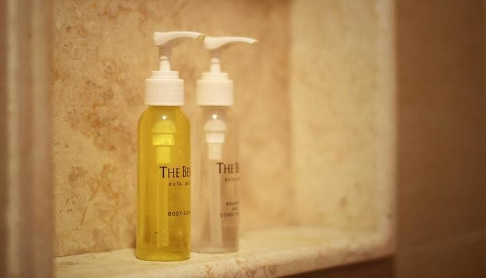 The Bene Hotel Bali - Bathroom Amenities at The Bene Hotel