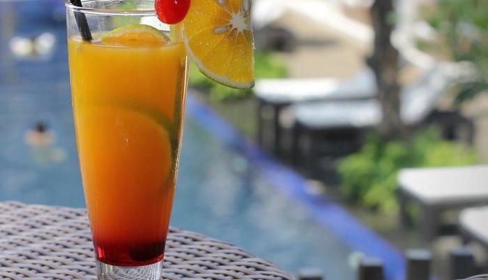 The Bene Hotel Bali - Balcony Table