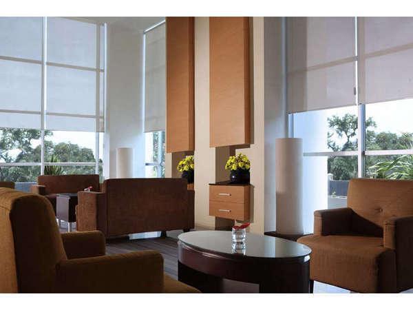 Hotel Santika Makassar - Lobi