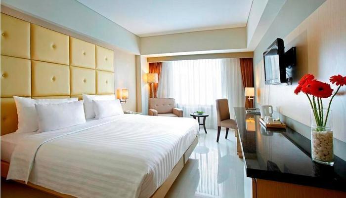 Hotel Santika Makassar - Deluxe Room