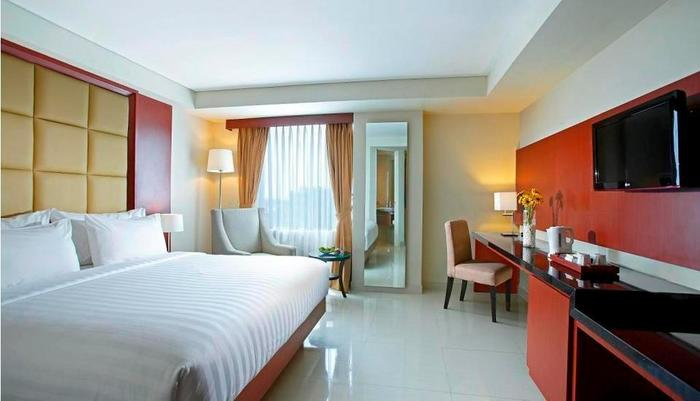 Hotel Santika Makassar - Deluxe Suite