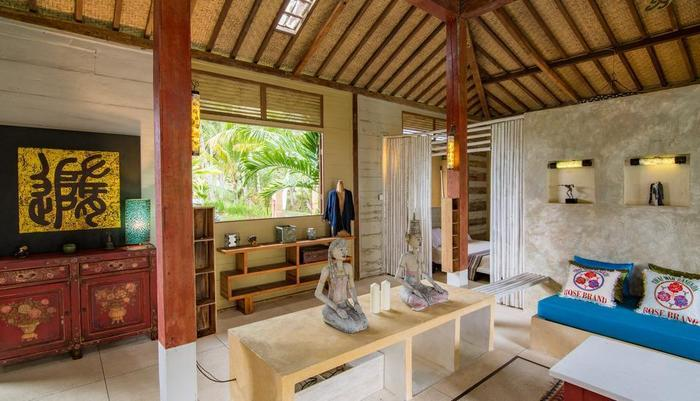 Hati Padi Cottages Bali - Family Room
