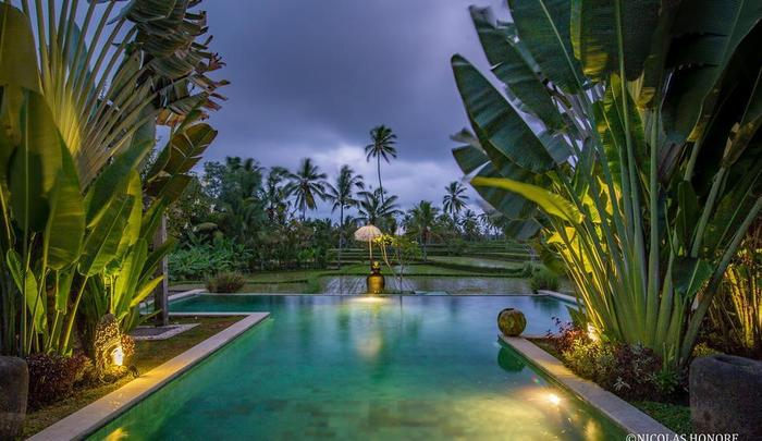 Hati Padi Cottages Bali - Pool