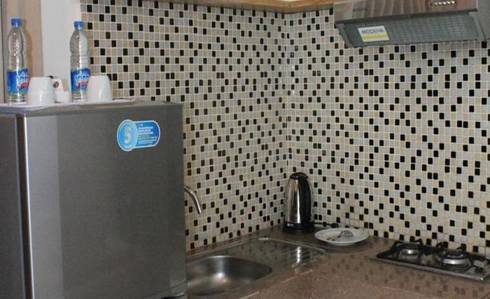 J iCon Residence Balikpapan - Dapur