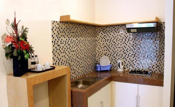 J iCon Residence Balikpapan Balikpapan - Dapur