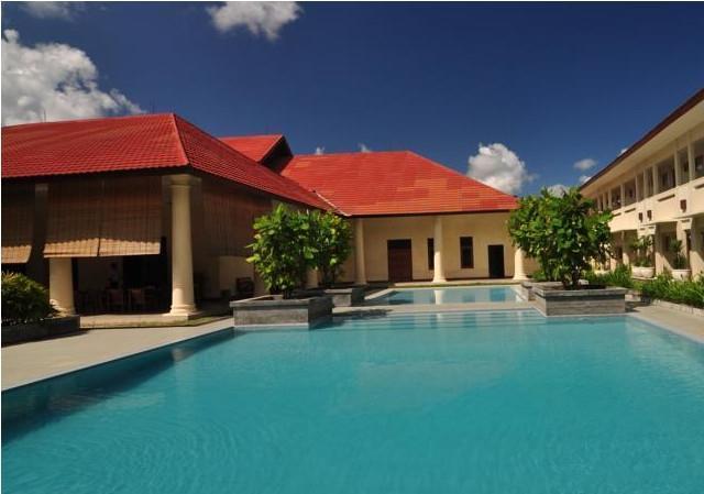 Billiton Hotel Belitung - Kolam Renang