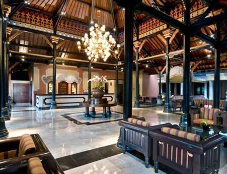 Bali Garden Beach Resort Bali - Lobi