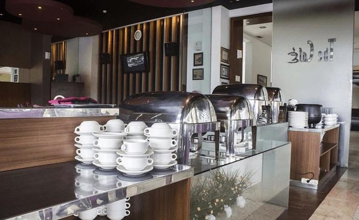 Tinggal Standard Penjaringan Bandengan Selatan Jakarta - Restoran
