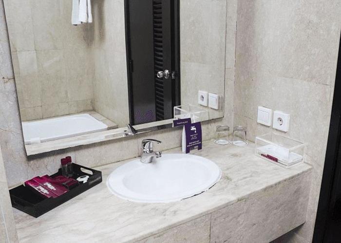 Tinggal Standard Penjaringan Bandengan Selatan Jakarta - Kamar mandi
