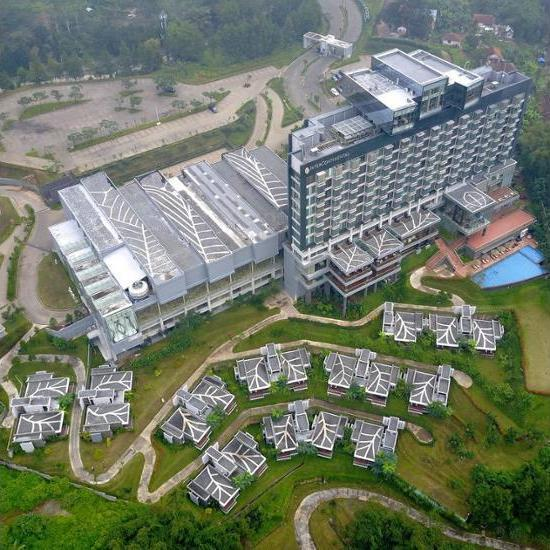InterContinental Bandung Dago Pakar - Featured Image
