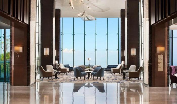InterContinental Bandung Dago Pakar - Lobby Lounge