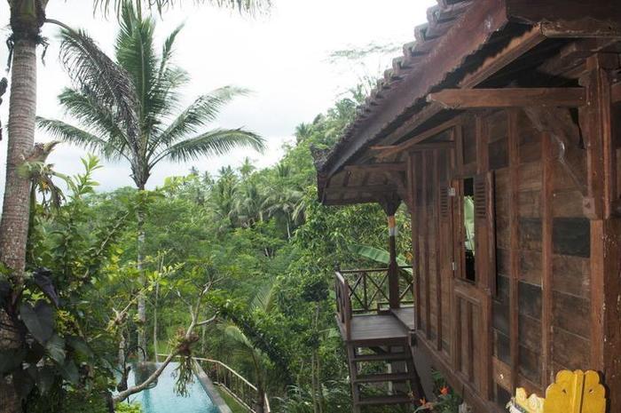 DD Ubud Villa Bali - Balcony View