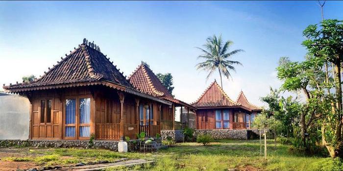 Amata Borobudur Resort Magelang - Exterior