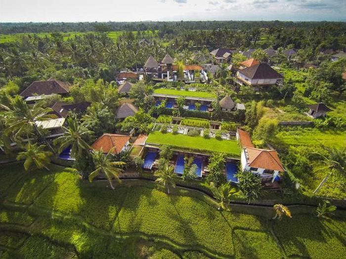 Ubud Green Resort Villas Bali - Guestroom