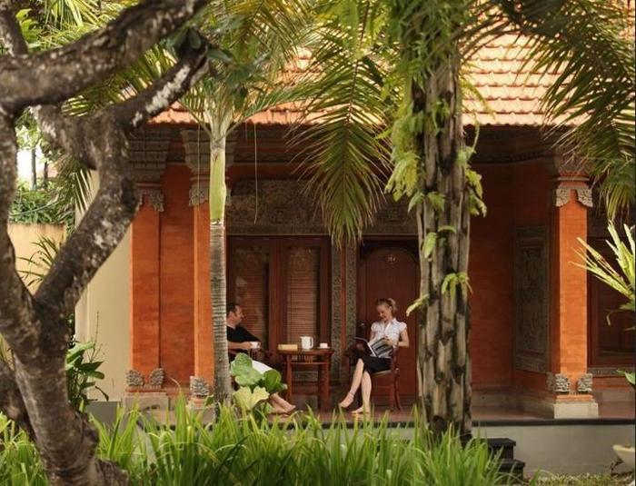 Griya Santrian Bali - Spa