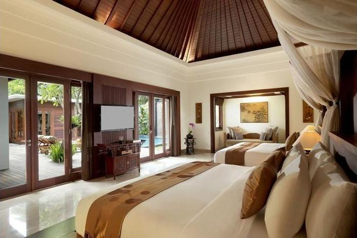 Awarta Nusa Dua Luxury Villas & Spa Bali - Outdoor Pool