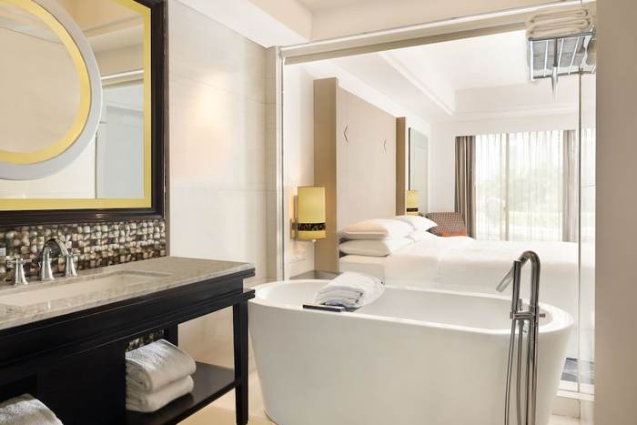 Sheraton Bali Kuta Resort Bali - Terrace/Patio