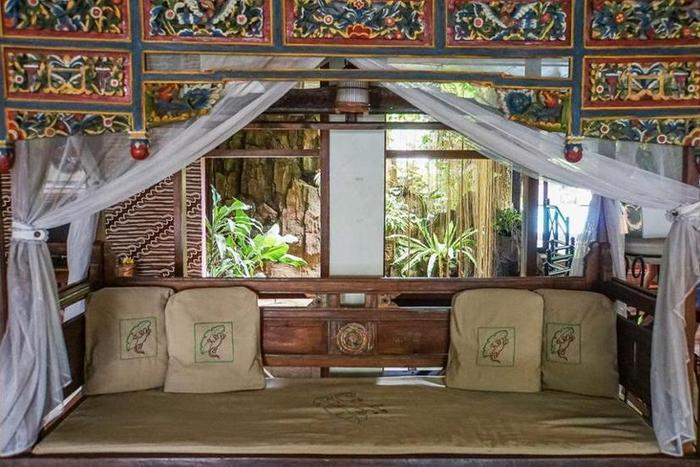 Dusun Jogja Village Inn Yogyakarta - Balcony