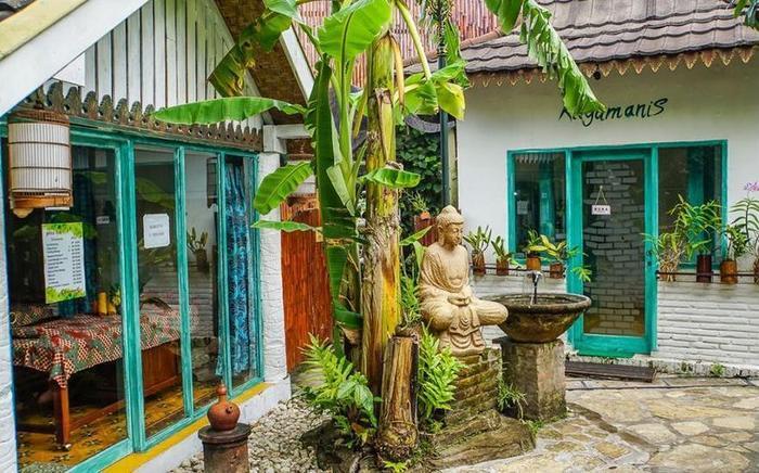 Dusun Jogja Village Inn Jogja - Guestroom