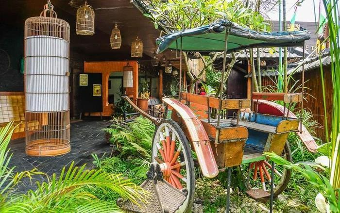 Dusun Jogja Village Inn Jogja - Hotel Front