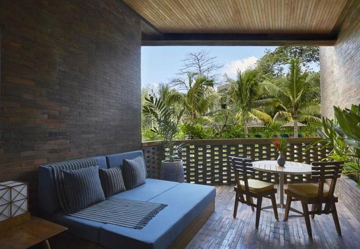 Katamama Bali - Balcony