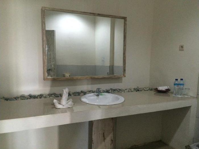 Gili Amor Boutique Resort Lombok - Bathroom Sink