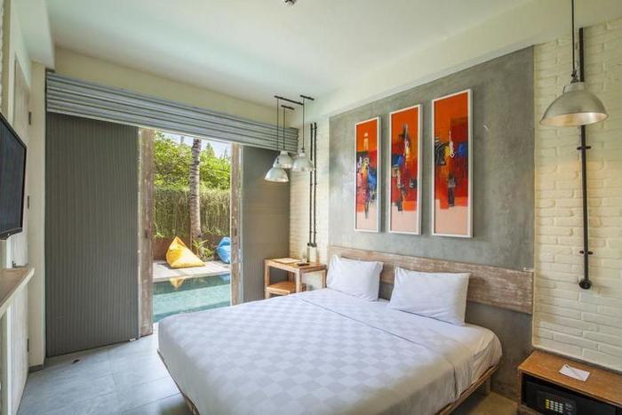 FRii Bali Echo Beach Bali - Guestroom