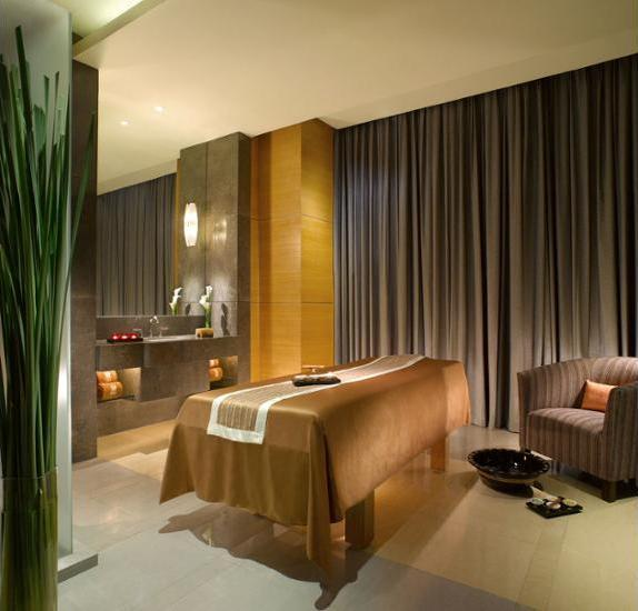The Ritz-Carlton Pacific Place - Treatment Room