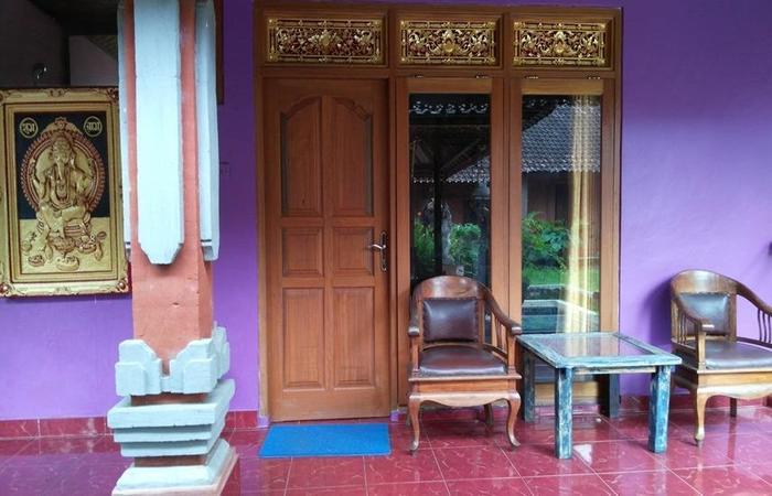 Rona Accommodation Bali - Teras