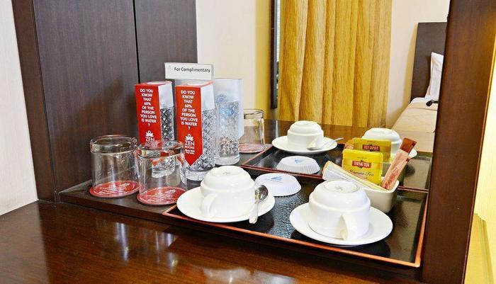 ZEN Premium Dago Bandung - Fasilitas teh dan kopi