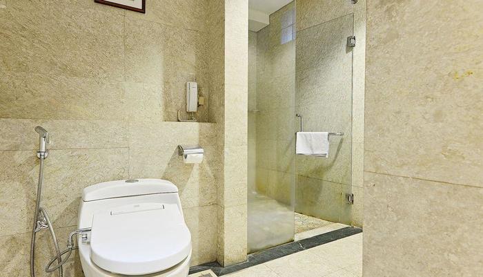 ZEN Premium Dago Bandung - Kamar mandi