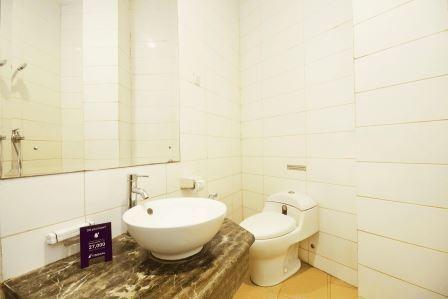 Tinggal Standard at Pangeran Jayakarta Jakarta - Kamar mandi