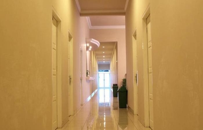 Hotel Pagaruyung Batusangkar - Koridor