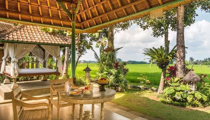 Umasari Rice Terrace Villa Bali - Interior