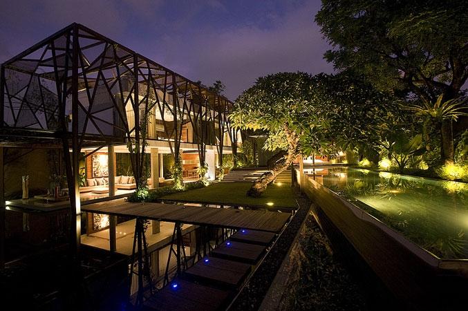 Ziva a Residence Bali - Tampilan Luar