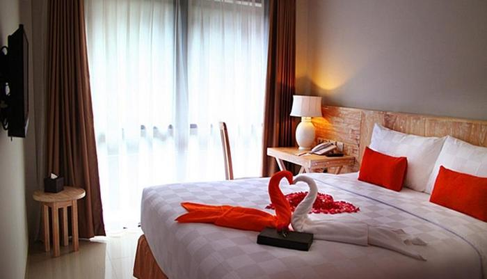 Edelweiss Boutique Kuta Bali - Junior Suite Amenities