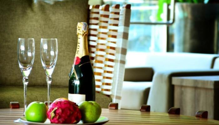 The Crystal Luxury Bay Resort Nusa Dua - Bali Bali - beverages 2