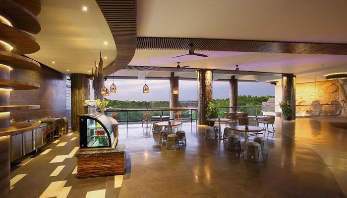 The Crystal Luxury Bay Resort Nusa Dua - Bali Bali - Crystal Lounge