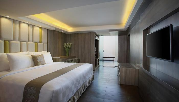 The Crystal Luxury Bay Resort Nusa Dua - Bali Bali - Family Loft Suite