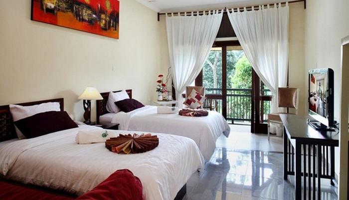 Athalia Resort Bogor - Gardenia Room