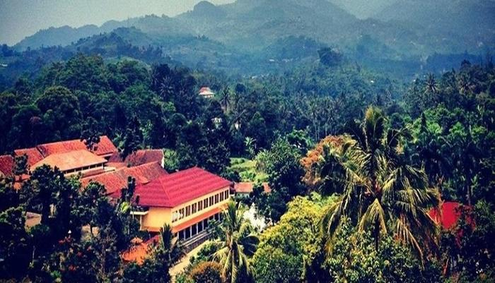 Athalia Resort Bogor - Resort View