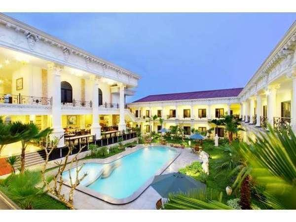 Grand Palace Hotel Jogja -