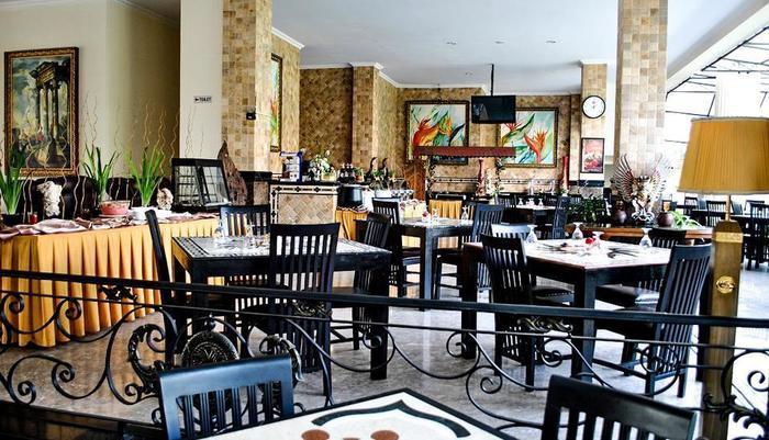 Grand Palace Hotel Jogja - Retaurant
