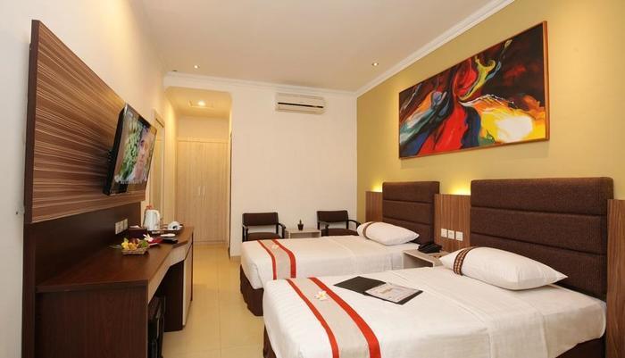 Grand Palace Hotel Jogja - Kamar Deluxe