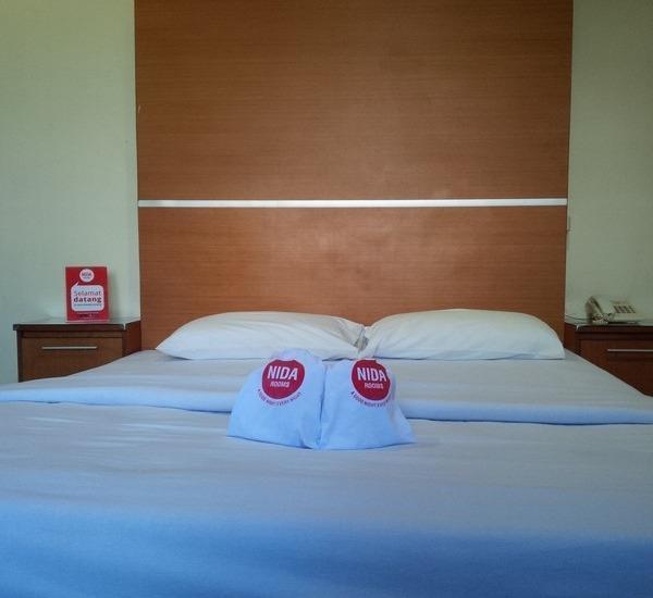 NIDA Rooms Makassar Fort Rotterdam - Kamar tamu