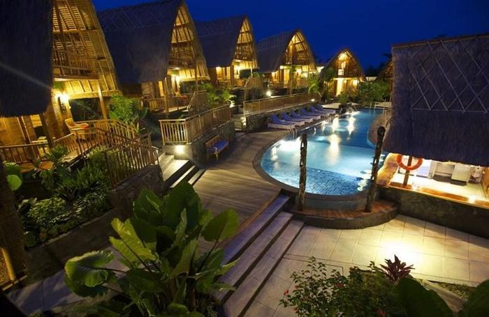 S Resorts Hidden Valley Bali - Tampilan Luar Resort