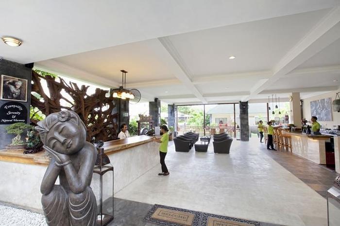 S Resorts Hidden Valley Bali - Lobi