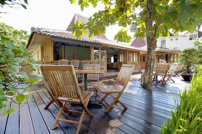 S Resorts Hidden Valley Bali - Restoran
